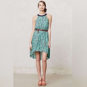 Anthropologie Lilka Lark High Low Dress
